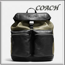 Coach(コーチ) バックパック・リュック Coach★SMOOTH LEATHER リュックサック E64 F71728