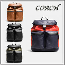 Coach(コーチ) バックパック・リュック Coach★SMOOTH LEATHER リュックサック F71728
