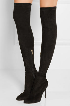 ▲ ▲ JIMMY CHOO Toni suede knee high boots stylish
