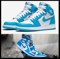 "関税&送込!! AIR JORDAN 1 RETRO HIGH OG ""UNC"""