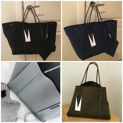 State of Escape トートバッグ 新色追加!SALEロンハーマン取扱☆State of EscapeネオプレンBAG