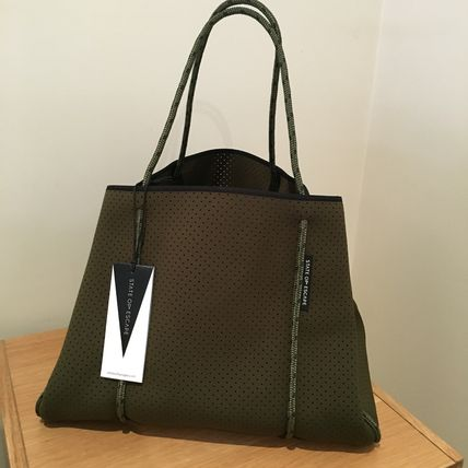 State of Escape トートバッグ 新色追加!SALEロンハーマン取扱☆State of EscapeネオプレンBAG(5)
