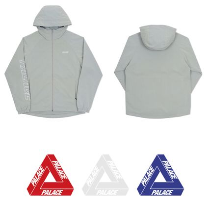 16AW!即完売! Palace Skateboards IRI-DECENT JACKET SILVER