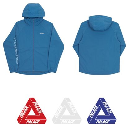 16AW!即完売! Palace Skateboards RI-DECENT JACKET BLUE