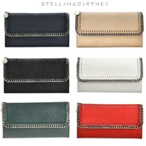 国内即発★Stella McCartney★CONTINENTAL FLAP 長財布:6色有り