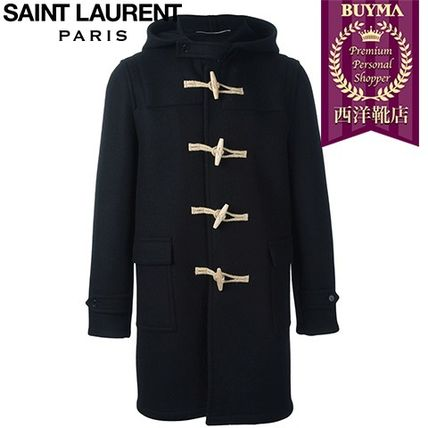 16/17秋冬入荷!┃SAINT LAURENT┃CLASSIC DUFFLE COAT ┃ 11620