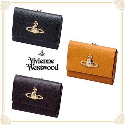 Vivienne Westwood leather EXECUTIVE base 2 bifold wallet