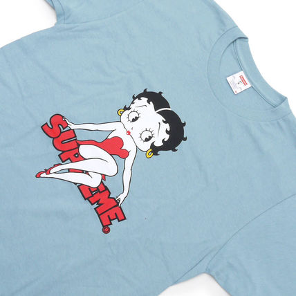 Supreme Tシャツ・カットソー Supreme Betty Boop Tee ベティ コラボ 即発 送込 (3)