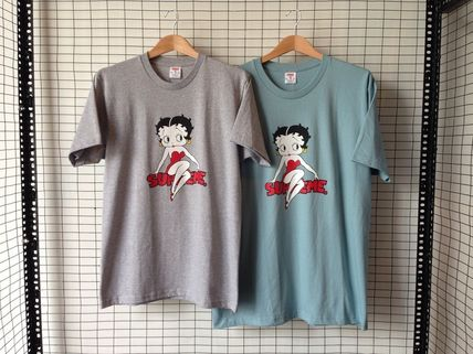 Supreme Tシャツ・カットソー Supreme Betty Boop Tee ベティ コラボ 即発 送込 (4)