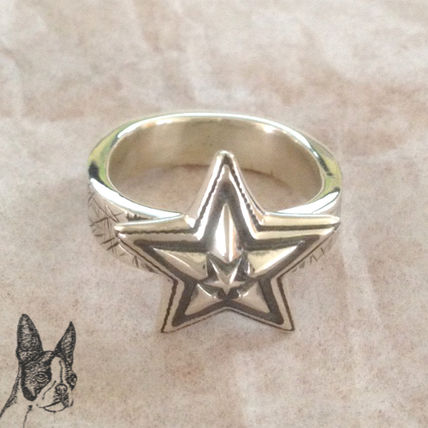★ Cody Sanderson ★ Tiny Star in Star with Cat Scratch Ring