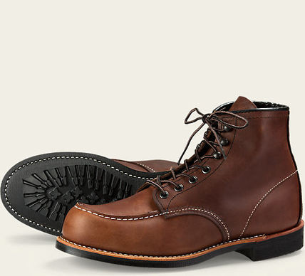 RED WING COOPER MOC STYLE NO. 2954