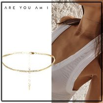 ARE YOU AM I(アーユーアムアイ) ネックレス・ペンダント 国内発/送料込!Are You Am I☆BINX CHAIN CHOKER チョーカー
