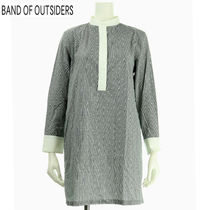 Band of Outsiders(バンドオブアウトサイダーズ) ワンピース BAND OF OUTSIDERS レディス シャツワンピース E706683