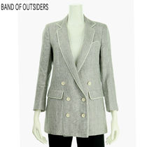 Band of Outsiders(バンドオブアウトサイダーズ) ジャケット BAND OF OUTSIDERS レディス チェックジャケット E707039