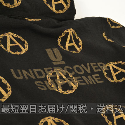 16FW 新作 ☆国内即発 UnderCover コラボ Anarchy Hooded Sweat