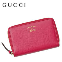 ★SALE★GUCCI SWING コンパクトサイズのお財布♪ ピンク