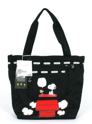 "LeSportsac US限定 PEANUTS ""SNOOPY S "" S-DLX HAILEY 8269-P732"