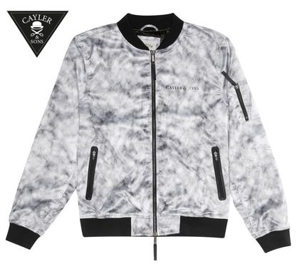 * CAYLER &SONS * * INFINITY bomber jacket MW