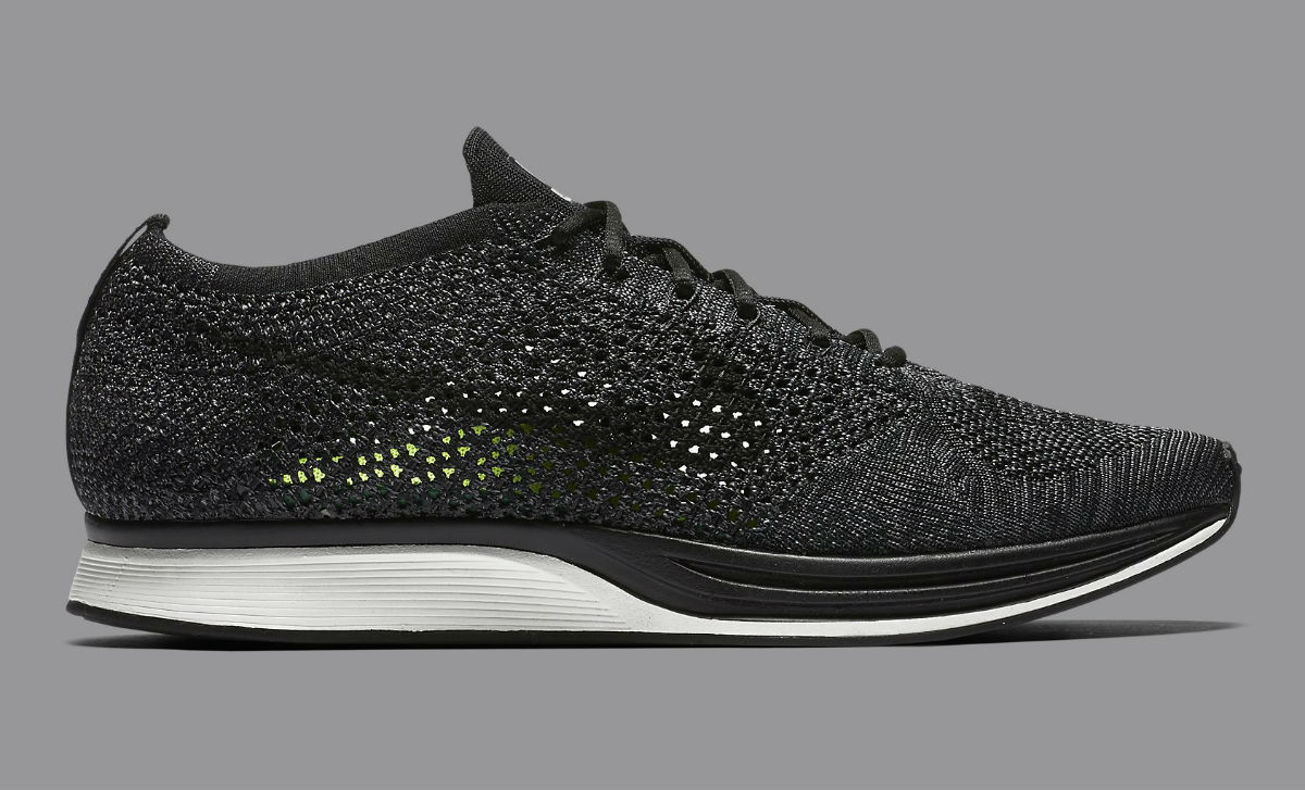 NIKE Flyknit Racer Knit by Night