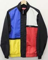 Supreme Color Blocked Track Jacket 送込