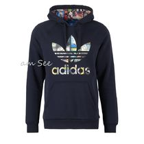 【2016-17AW】adidas Back to shcool ロゴパーカー Legend ink
