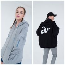 日本未入荷 LUV IS TRUEの(UNISEX)AP AIR ZIP UP HOODIE