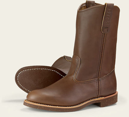 RED WING PECOS STYLE NO. 8187