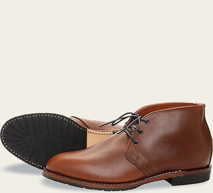 RED WING BECKMAN CHUKKA STYLE NO. 9048