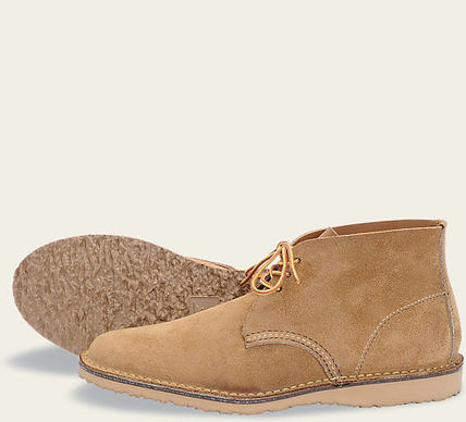 RED WING WEEKENDER CHUKKA STYLE NO. 3321