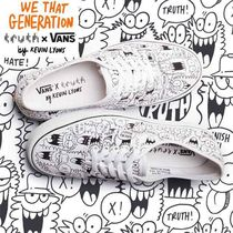 Vans TRUTH KEVIN LYONS AUTHENTIC  ジャスティンビーバー 着用
