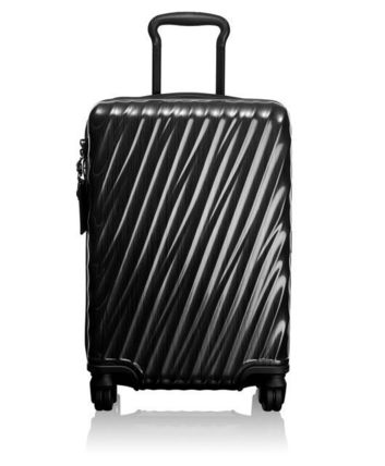 TUMI INTERNATIONAL CARRY-ON 19 DEG POLYCARBONATE 228660D