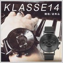 送料税込【KLASSE14】VOLARE CHRONOGRAPH DARK 42mm☆国内発送
