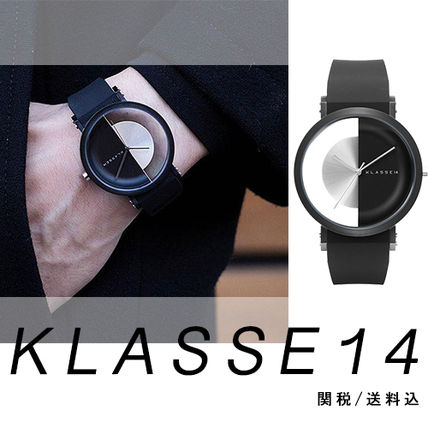 Shipping & KLASSE14 IMPERFECT BLACK ARCH 41 mm