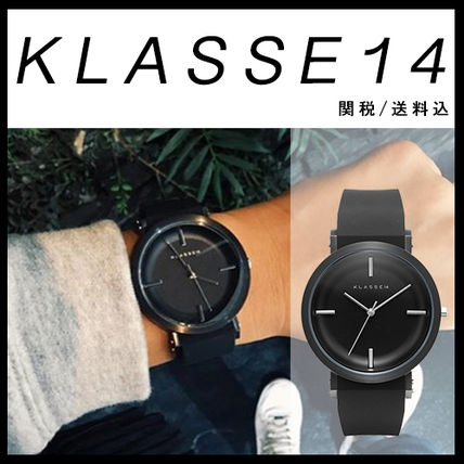 送料&税込【KLASSE14】IMPERFECT BLACK ALL ROUND 41mm☆