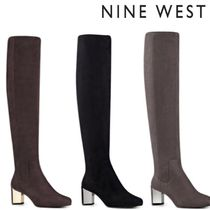 Sale★【Nine West】ロングブーツ★Filmar Over-the-Knee  Boots