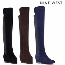 Sale★【Nine West】ロングブーツ★Tiberia Over the Knee Boots