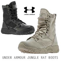 UNDER ARMOUR JUNGLE RAT BOOTS 撥水加工ブーツ 人気スタイル