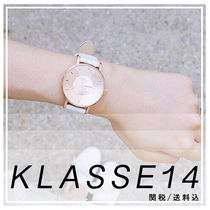 送料税込【KLASSE14】IRIS ROSE GOLD WHITE 36mm☆国内発送