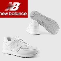 【Boston発!】New balance ニューバランス《574 Leather》