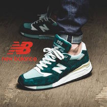 【MADE IN USA】数量限定! New Balance 《998 Explore by Sea》