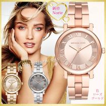 【☆新作☆】Michael Kors Norie Rose Gold-Tone