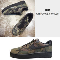 NIKE★AIR FORCE 1 07 LV8★カモ★迷彩柄★25~27.5cm