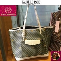 Faure Le Page(フォレ・ル・パージュ) トートバッグ Faure Le Page フォーレルパージュ トートバッグ 2016/17新製品