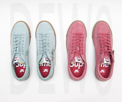 SUPREME FW16 NIKE SB BLAZER LOW GT collaboration limited