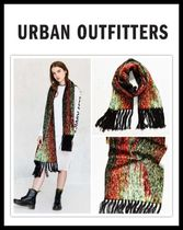 日本未入荷・新作☆UO☆Digital Fringed Scarf