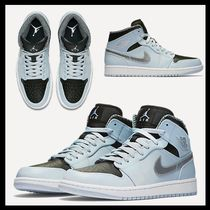 日本未入荷!NIKE AIR JORDAN 1 Pure Platinum/Metallic Silver