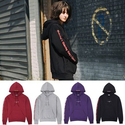 (Evan Laforet) ☆ UNISEX RAVE NEW WORLD HOODIE 4色 ☆