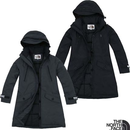 THE NORTH FACE warm winter Womens down jacket