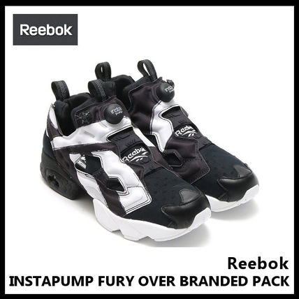 Reebok INSTAPUMP FURY OVER BRANDED PACK AR0460