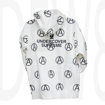 16AW Supreme UNDERCOVER Anarchy hooded Sweatshirt 送料込